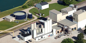 Milk Specialties Global Animal Nutrition facility in Adell, WI
