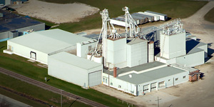Milk Specialties Global Animal Nutrition facility in New Holstein, WI